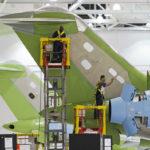 В июне Bombardier поставил клиентам 19 бизнес-джетов