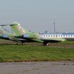 Bombardier в марте поставил 19 бизнес-джетов