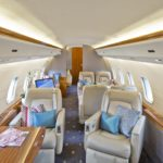 Стильный Global Express от Tyrolean Jet Services