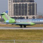 Bombardier поставил в сентябре 29 бизнес-джетов